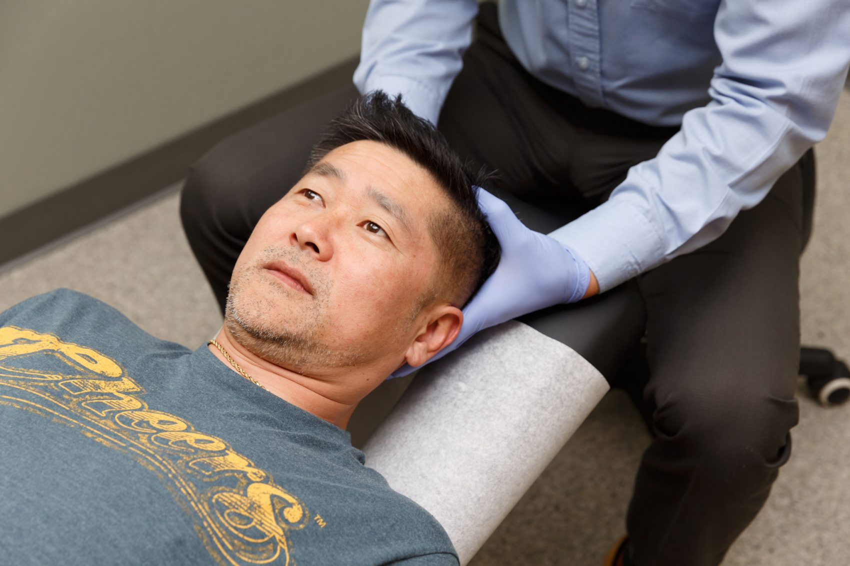 head pain chiropractic care